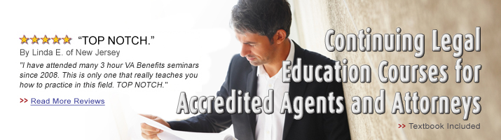 Countinuing Legal Education for Accredited Individuals