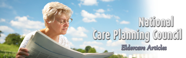 Eldercare Articles