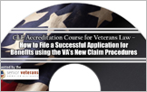 CLE to Maintain VA Accreditation